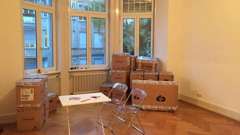 Μετακόμιση Αθήνα Θεσσαλονίκη εξωτερικό Χριστόφορος Μάζης Μεταφορές Μετακομίσεις Χριστόφορος | Hellas Movers