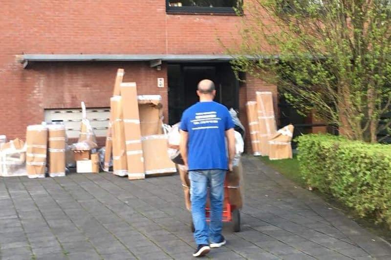 Μετακομίσεις στην Ολλανδία συσκευασία & μεταφορά Χριστόφορος Μάζης Μεταφορές Μετακομίσεις Χριστόφορος | Hellas Movers